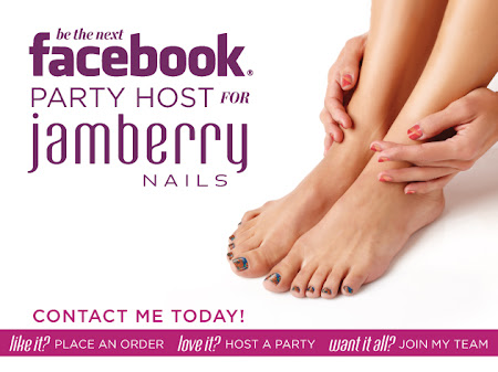I Am A Jamberry Nails Consultant