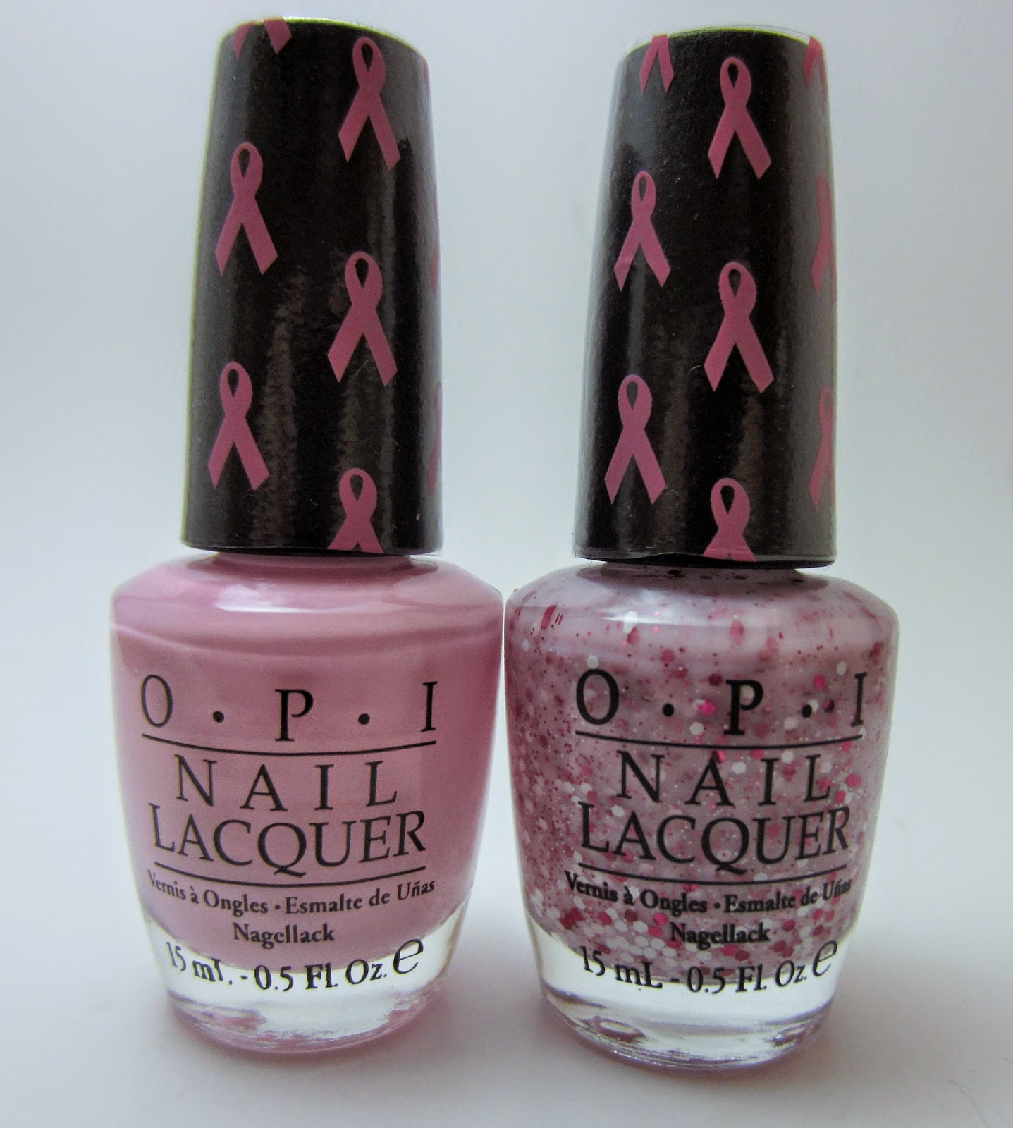 Polished with Pizzazz: OPI Pink of Hearts 2014 Set