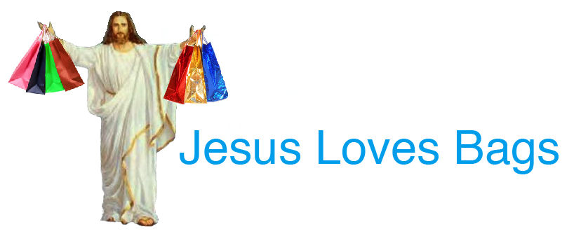Jesus Loves Bags