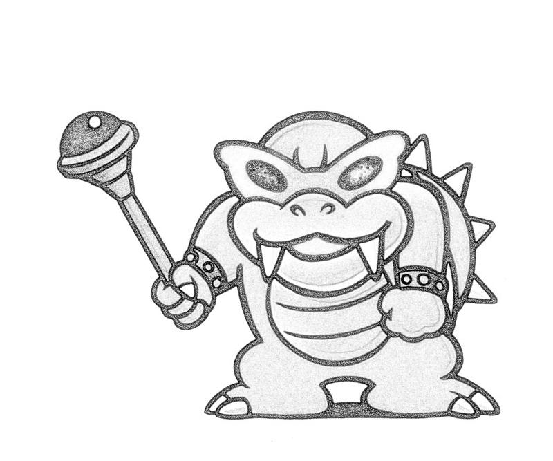 roy-koopa-staff-coloring-pages