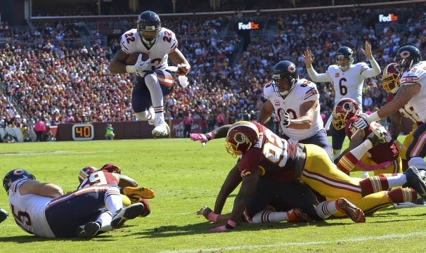 Redskins: It's Not the Knee, It's the D