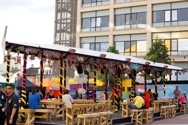Emirates Hello East Food Festival Newcastle