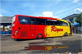 Bus dari jogja ke purwokerto yang Nyaman bus Riyan Bus Bagus Purwokerto Jogja