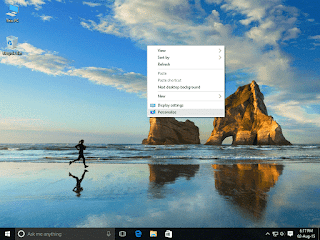 how to show my computer on desktop windows 10