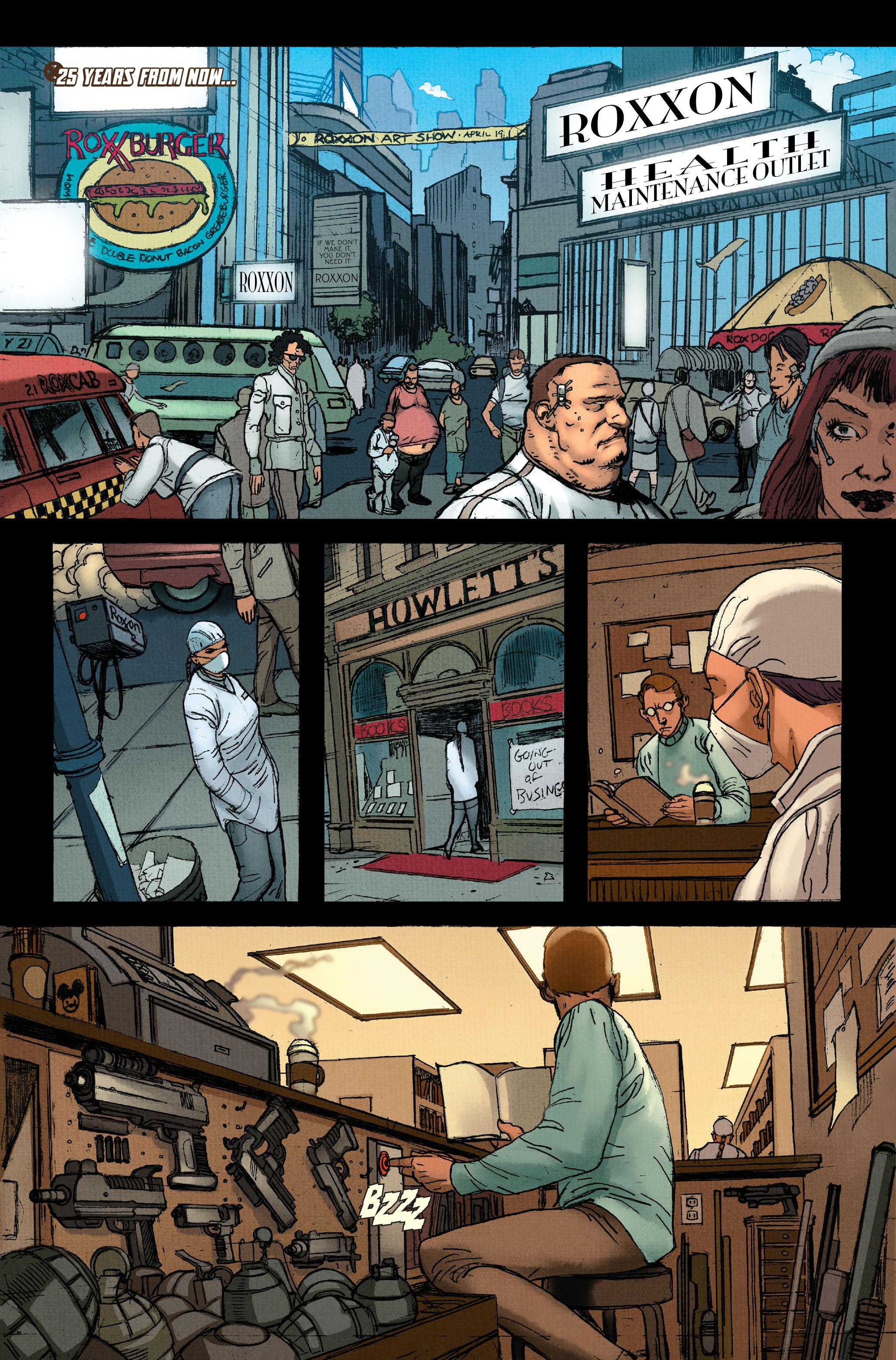 Wolverine: Weapon X #12 #5 - English 3
