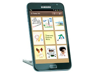Harga dan Spesifikasi Samsung Galaxy Note Terbaru 2012