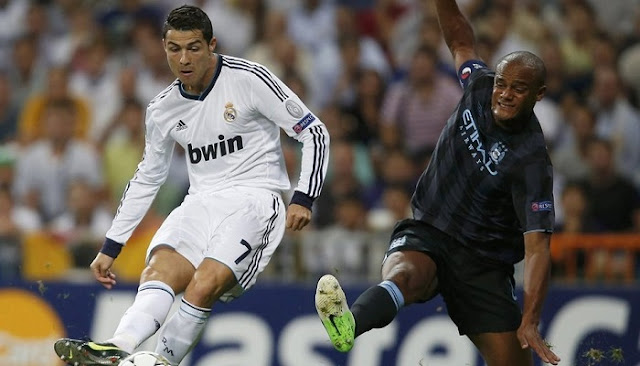 Real Madrid vs Manchester City en vivo