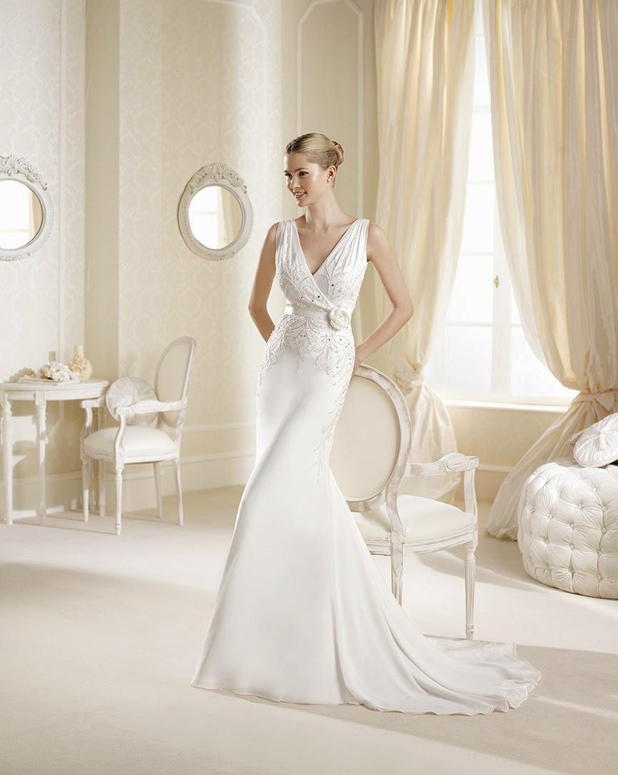 ibirit mermaid wedding dress la sposa 2014