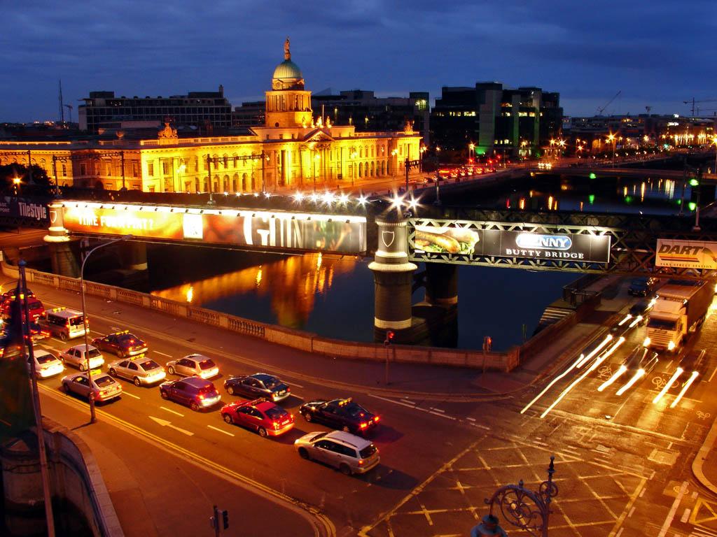 Holidays: Dublin, Ireland