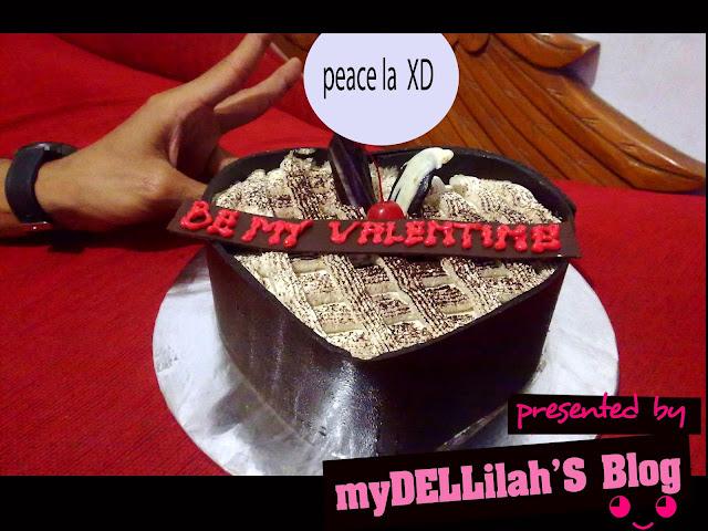 Valentine Day, Valentine Cake