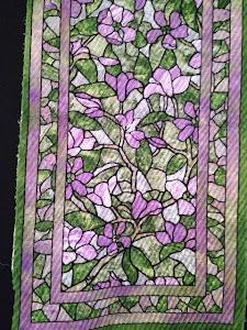 Beryl's Chenille Carpet
