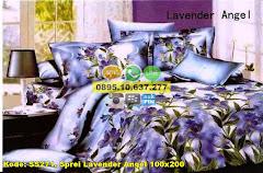 Harga Sprei Lavender Angel 100×200 Jual