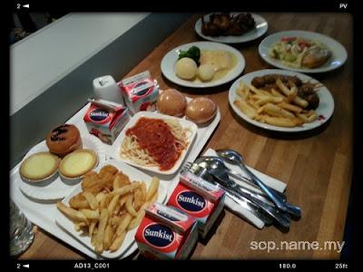 Berbuka puasa di Restoran IKEA Malaysia