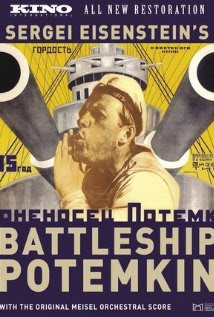 Battleship Potemkin, Directed by Segei M. Eisenstein