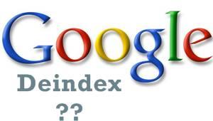 Apa yang harus dilakukan jika Blog Deindex Google