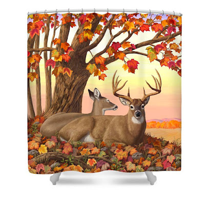 http://pixels.com/products/whitetail-deer-hilltop-retreat-crista-forest-shower-curtain.html