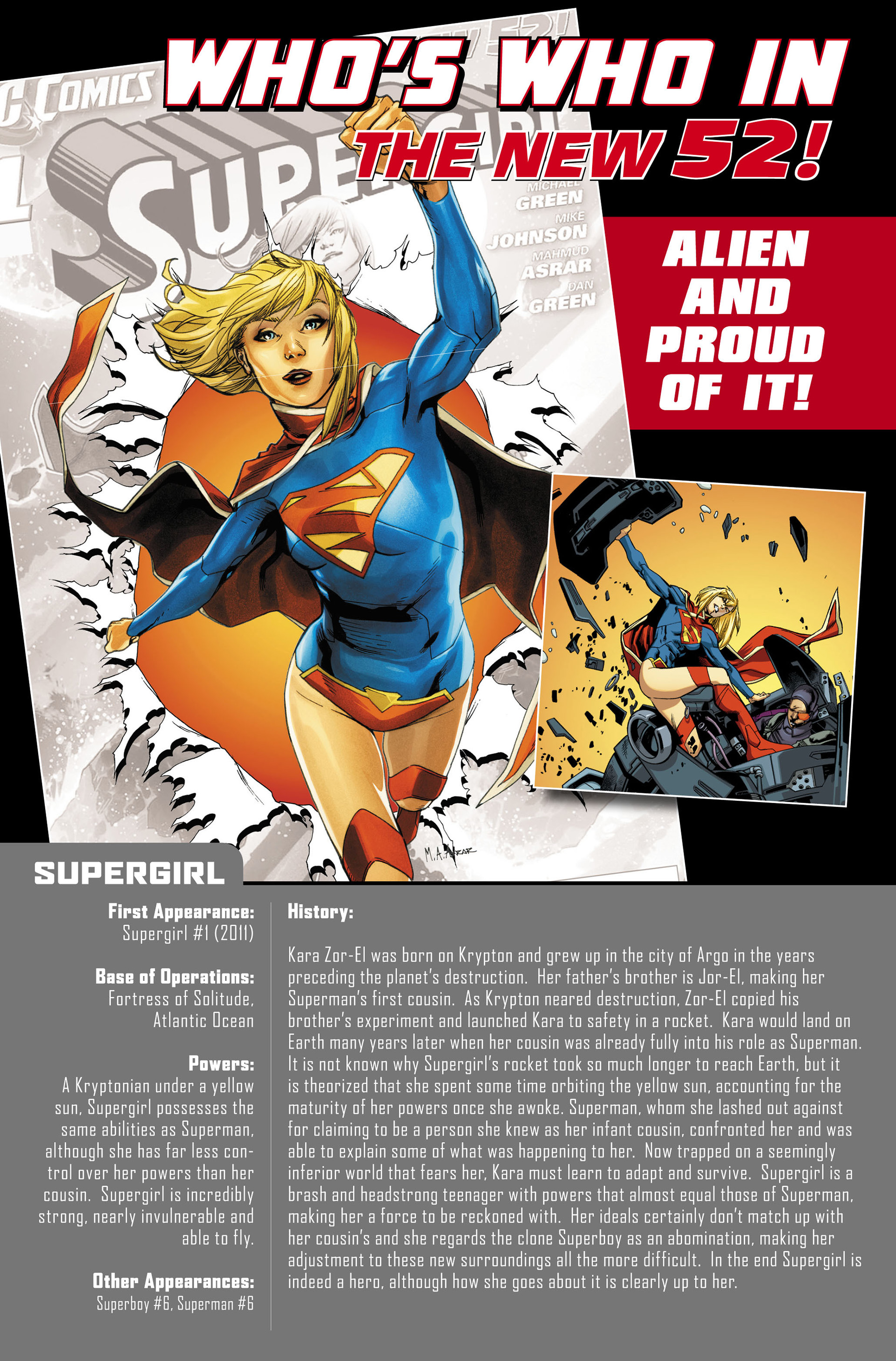 Supergirl (2011) Issue #0 #2 - English 22