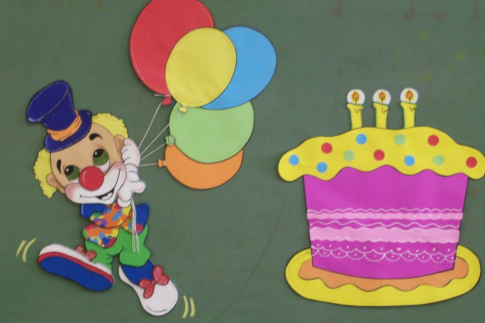 Escuela de Nivel Inicial 471: Feliz cumpleaños Jardín