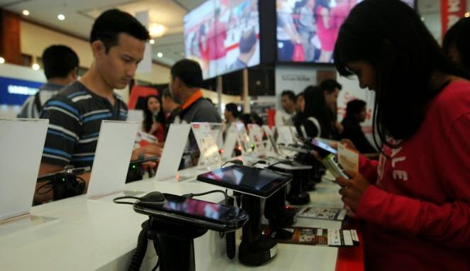 Tablet Murah di Indocomtech 2014