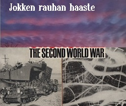 75 vuotta toisesta maailmansodasta
