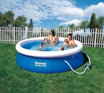 Ten cuidado con las piscinas inflables for Descuidos en la piscina