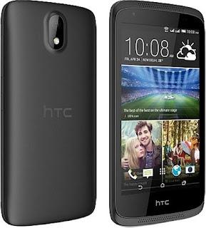 Harga dan Spesifikasi HTC Desire 326G Dual SIM Terbaru