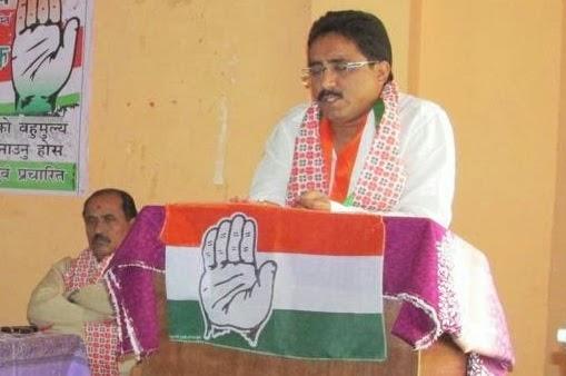 Sujay Ghatak Darjeeling Lok Sabha 2014 Congress candidate