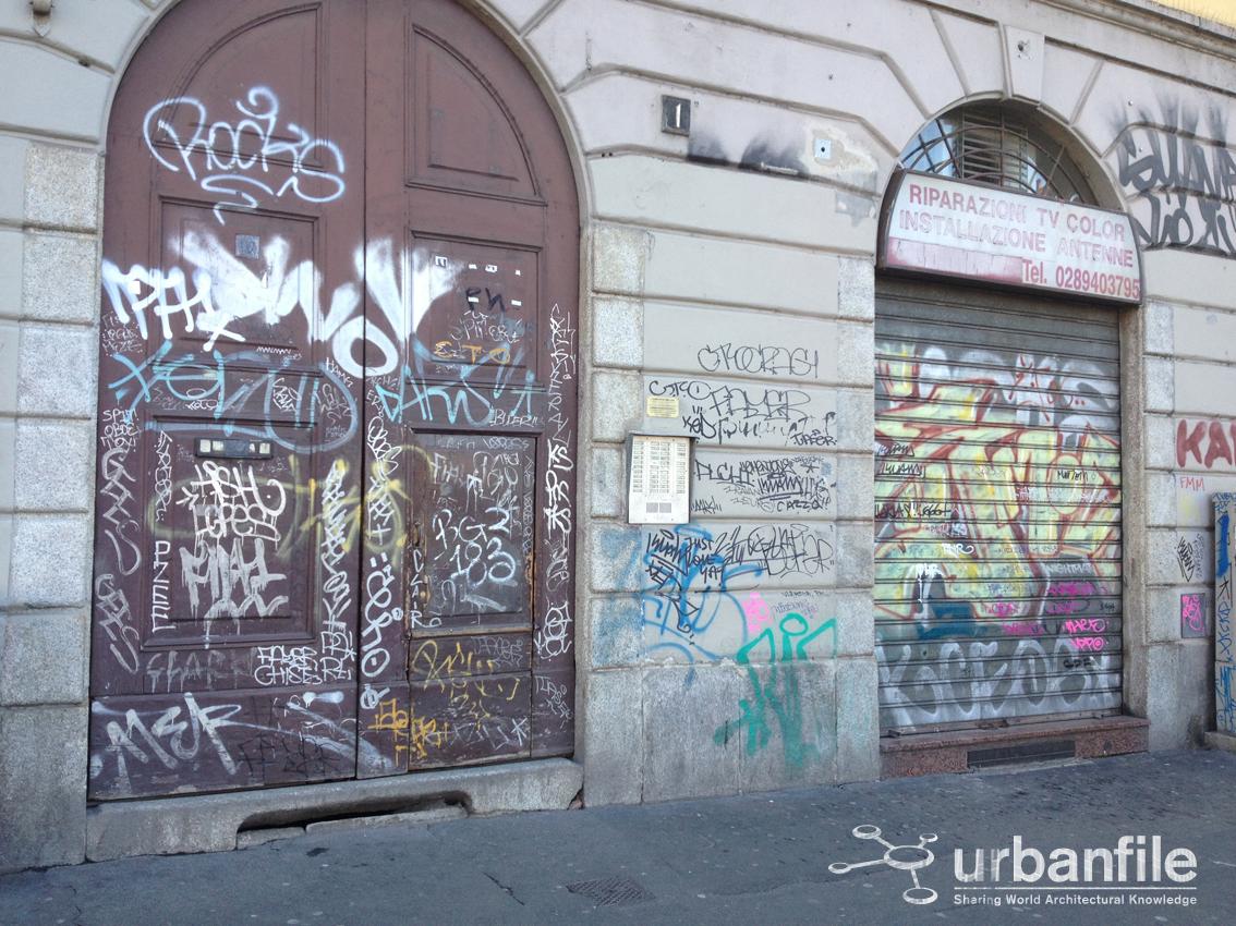 La teoria delle finestre rotte urbanfile blog - Teoria delle finestre rotte sociologia ...