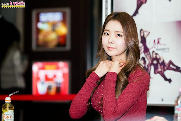 Stellar Marionette Fanmeeting Hyoeun