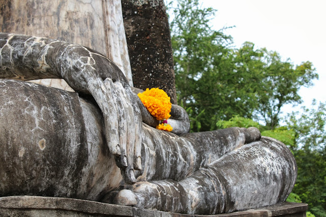 sukhothai detalle buda
