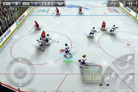 Hockey Nations 2011 v0.00(1) Signed S^3 [Distinctive Game]
