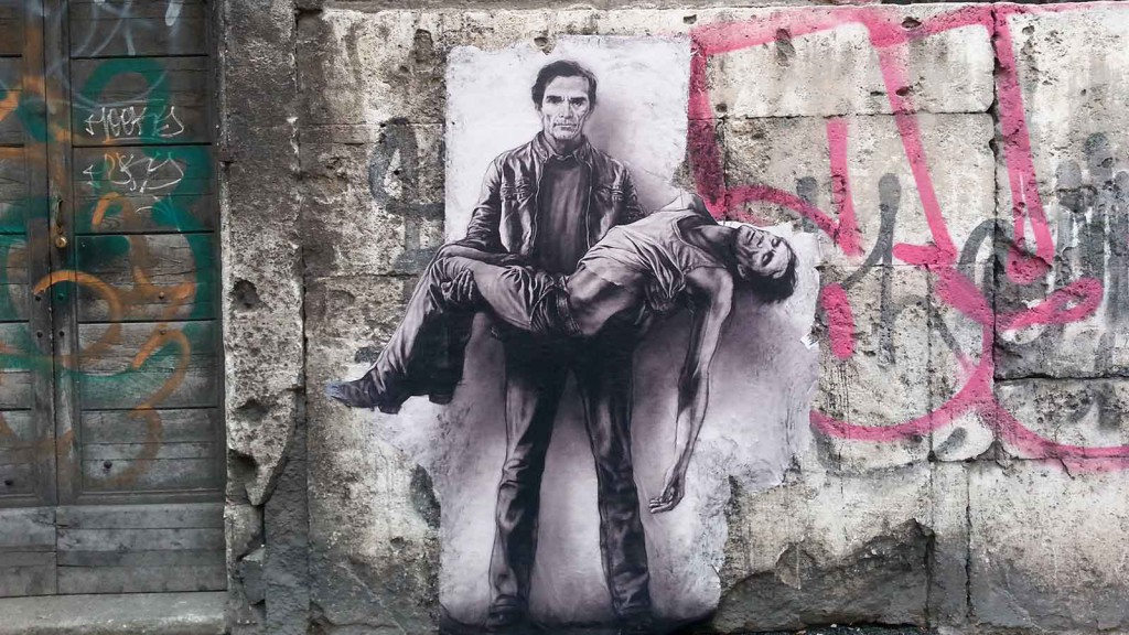 Top Rome the Second Time: With Pasolini, it's all about the Body CF57