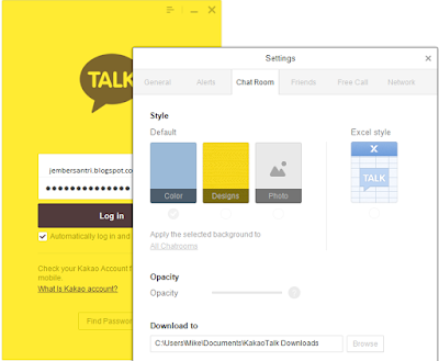 KakaoTalk 2.0.8.990 For Pc-screenshot-2