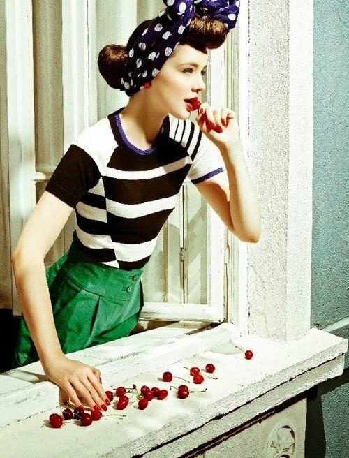 фотографии ретро стиль в одежде