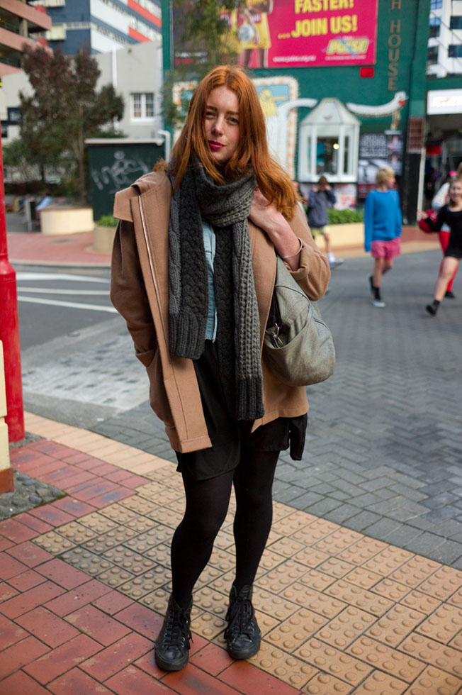 NZ street style, street style, street photography, New Zealand fashion, auckland street style, Huffer, Country Road, hot kiwi girls, kiwi fashion