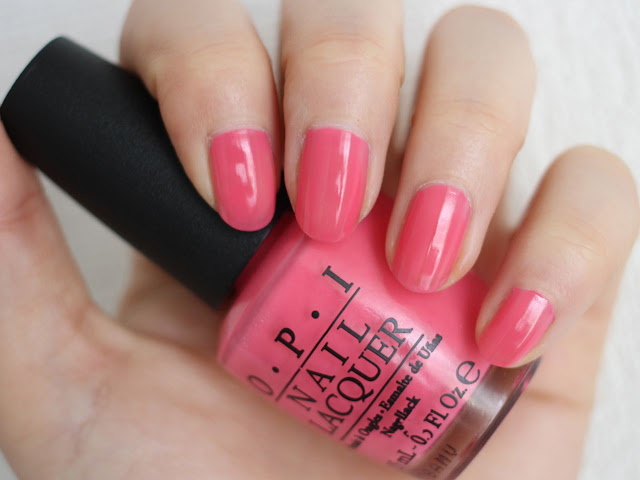 OPI Elephantastic Pink Swatches