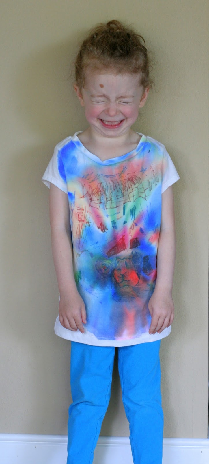 Make your own shirt sharpie tie dye for Making a tie dye shirt