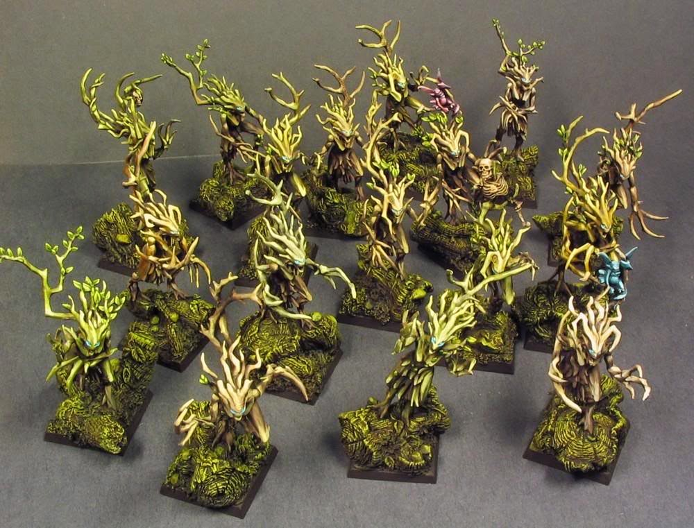 Painted Necron Army For Sale