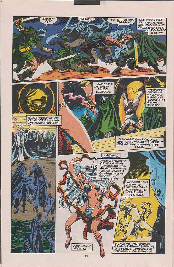 Conan the Barbarian (1970) Issue #263 #275 - English 14