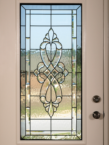 Vitrales vitrales para puertas for Interior glass panel doors designs