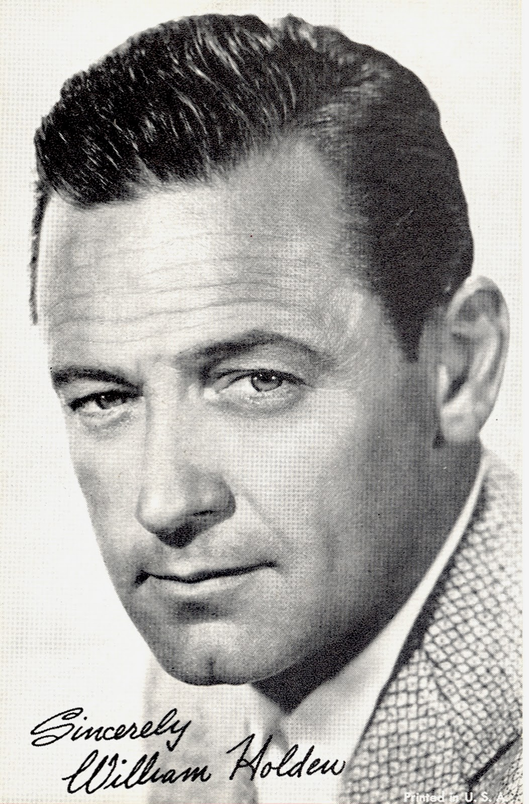 William Holden - Picture Hot