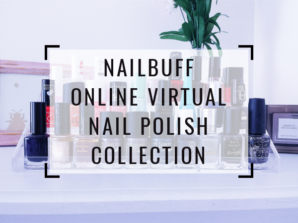 NailBuff - Your Virtual Nail Varnish Collection