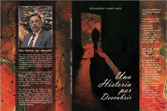 """Edinson Martinez: """"Una historia por descubrir"""""""