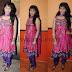 Liya Sree Pink Salwar
