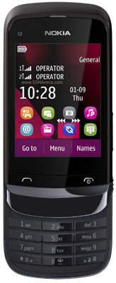 handphone terbaru nokia c2 03 spek fitur harga dan gambar nokia