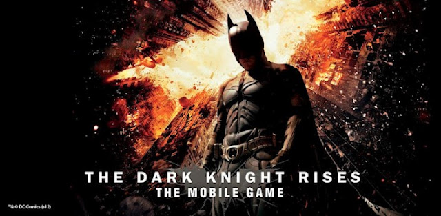 The Dark Knight Rises Games for android smartphone free download, android hd games free download