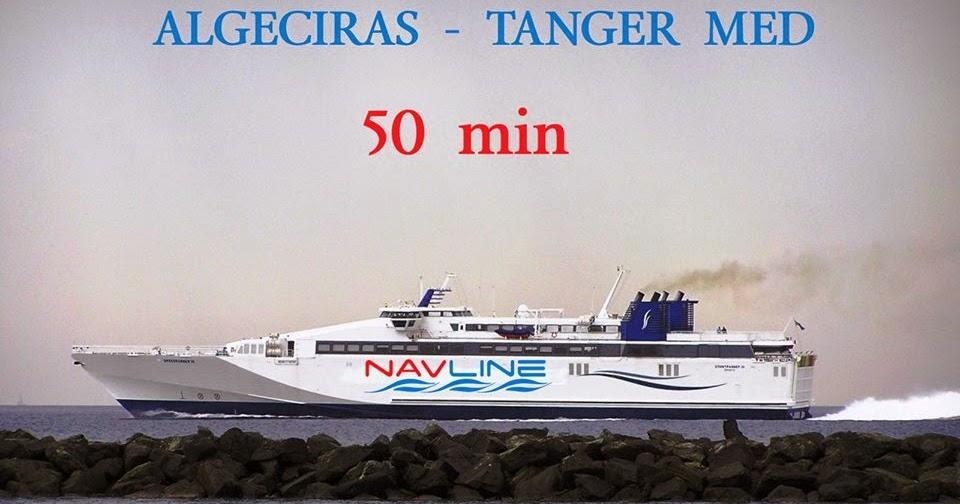 Algésiras Tanger