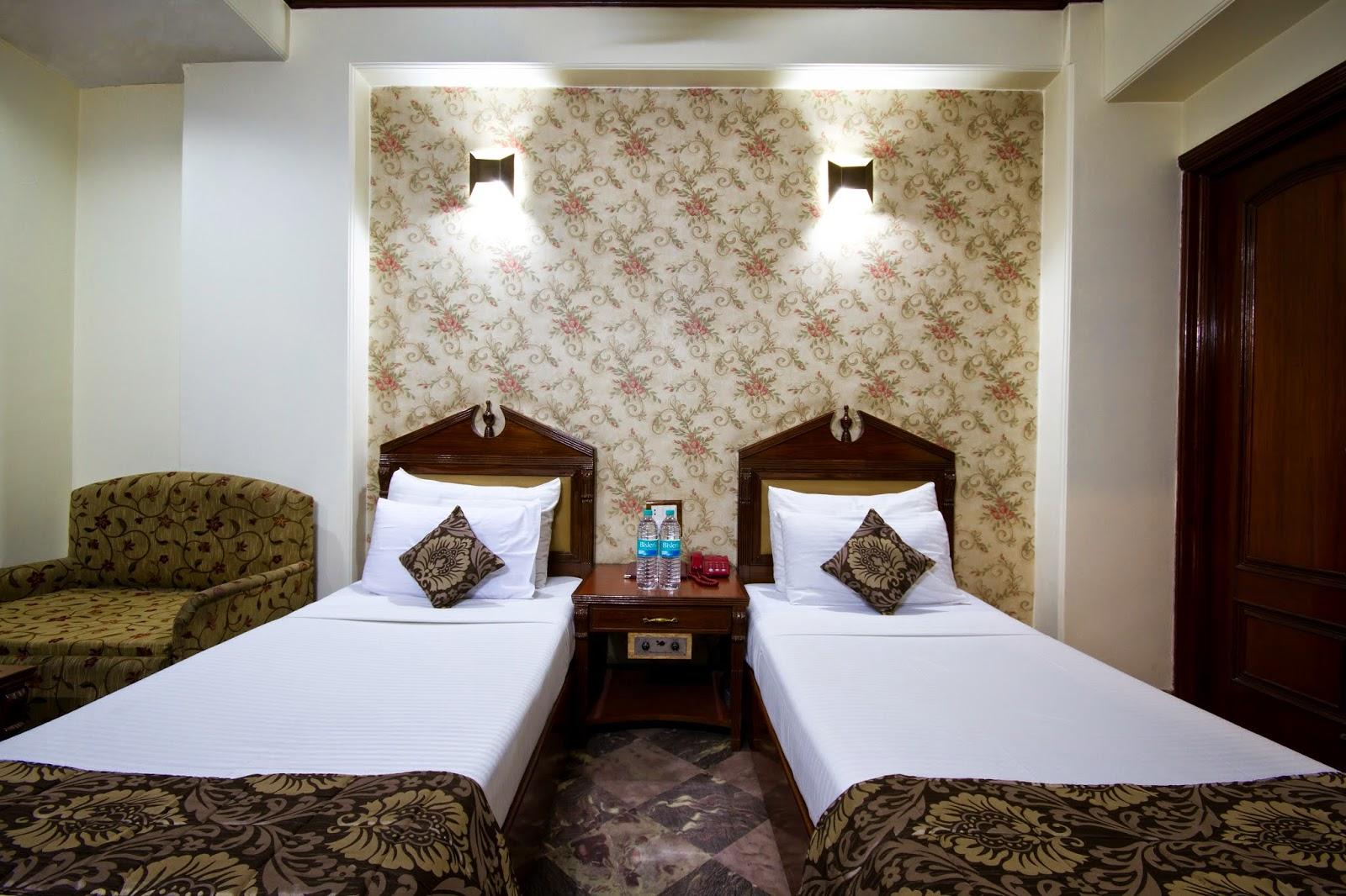 Hoteles baratos en Nueva Delhi, 3 estrellas