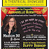 A Theatrical Showcase to benefit United by Music North America feat. Annabelle Gurwitch & Duffy Bishop