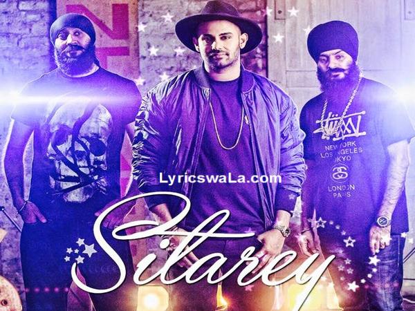 Sitarey Jaz Dhami feat Tigerstyle